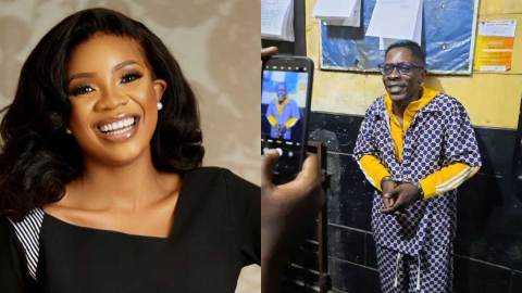 """""""The system is working"""" – Serwaa Amihere reacts to Shatta Wale's arrest following shooting hoax"""