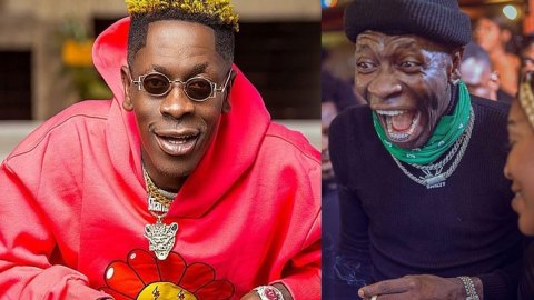 The kind of song I do is 'borla' but please support me- Shatta Wale begs fans