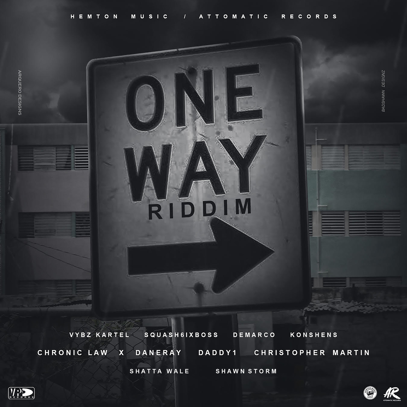 Shatta Wale - Vibration (One Way Riddim)Shatta Wale - Vibration (One Way Riddim)