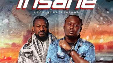 Photo of Ephraim Ft Samini – Insane (Prod By DatBeatGod)