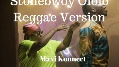 Photo of Stonebwoy Ololo Reggae Version
