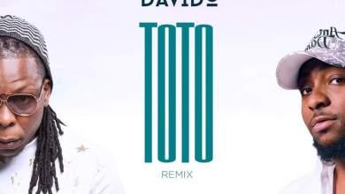 Photo of Edem Feat. Davido – Toto (Remix)