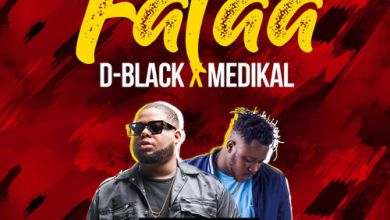 Photo of D-Black Ft. Medikal – Falaa