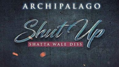 Photo of Archipalago – Shut Up (Shatta Wale Diss)