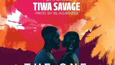 Photo of Efya – No One ft Tiwa Savage (Prod. by BlaqJerzee)