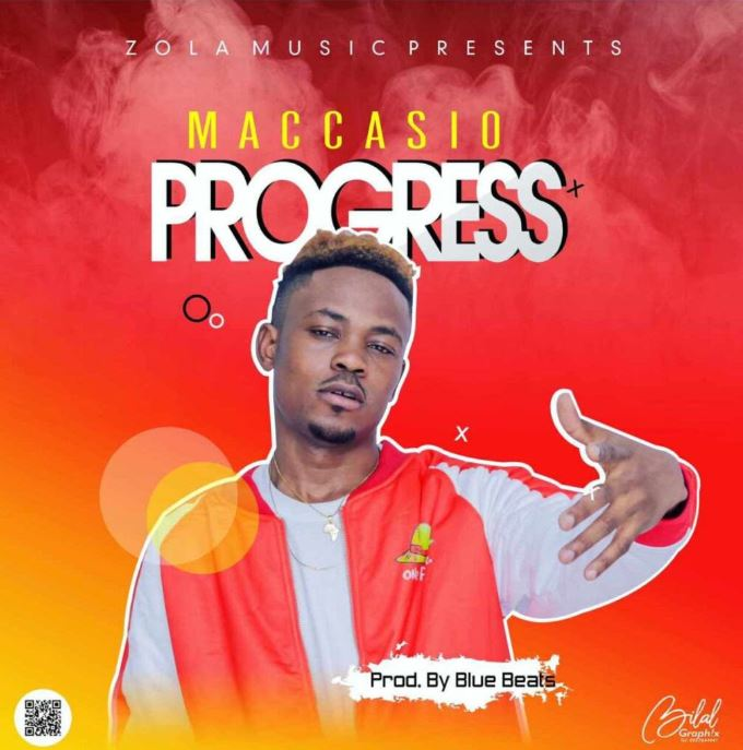 Here is Maccasio – Progress (Prod. by Blue Beatz). Click to download and enjoy.