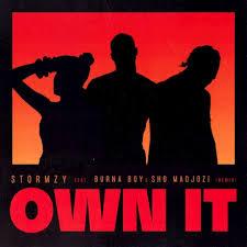 Stormzy – Own It Remix ft Burna Boy X Sho Madjozi