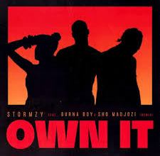 Photo of Stormzy – Own It Remix ft Burna Boy X Sho Madjozi