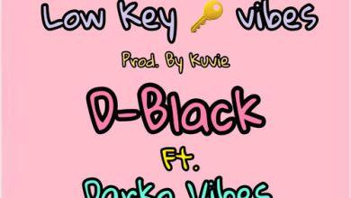 Photo of D-Black – Low Key Vibes Ft Darkovibes x Dahlin Gage