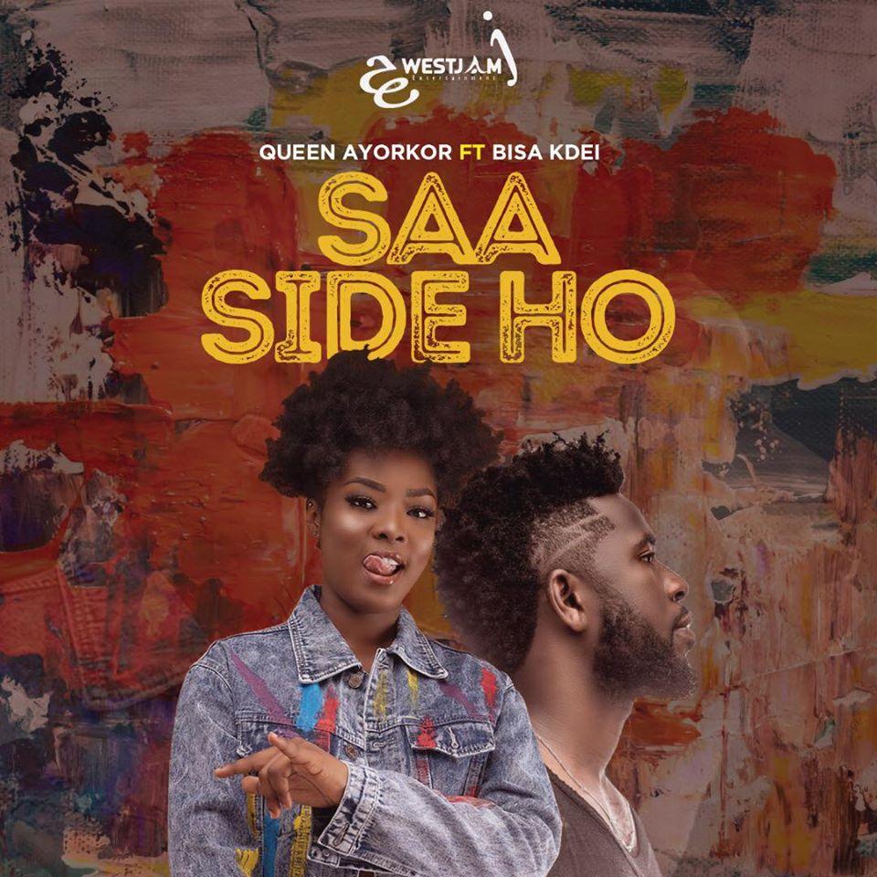 Queen Ayorkor – Saa Side Ho (Piano Version) ft. Bisa Kdei