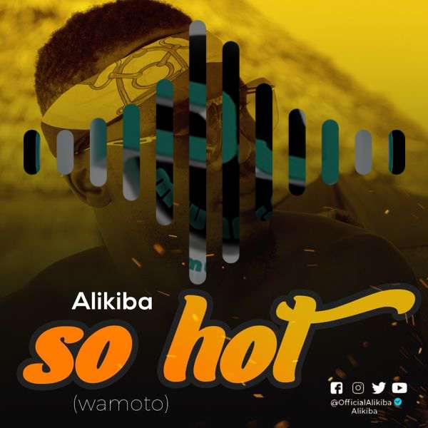 Alikiba – SO HOT(INSTRUMENTAL)