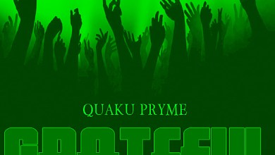 Photo of Quaku Pryme – Grateful (Mixed by Quaku Pryme)