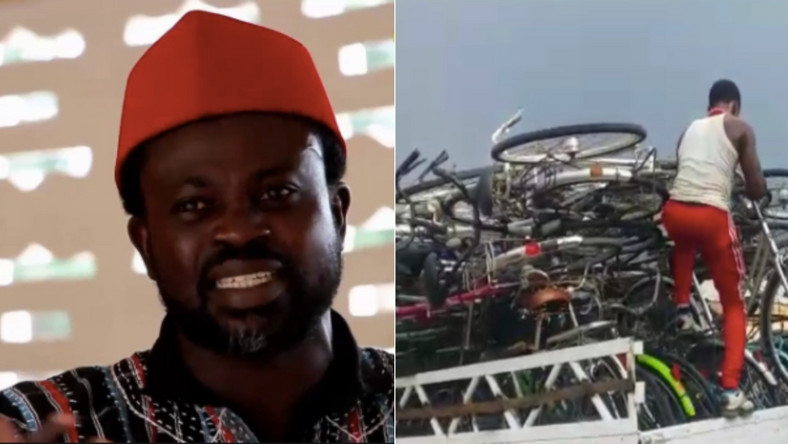 Return bicycles or you'll be sacked - John Boadu instructs defeated aspirant