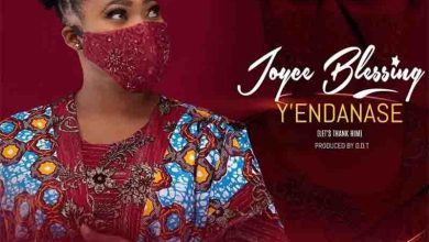 Photo of Joyce Blessing – Yendanase (Let's Thank Him)
