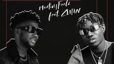 Photo of Martinsfeelz Ft. Zlatan – Unstoppable (Remix)