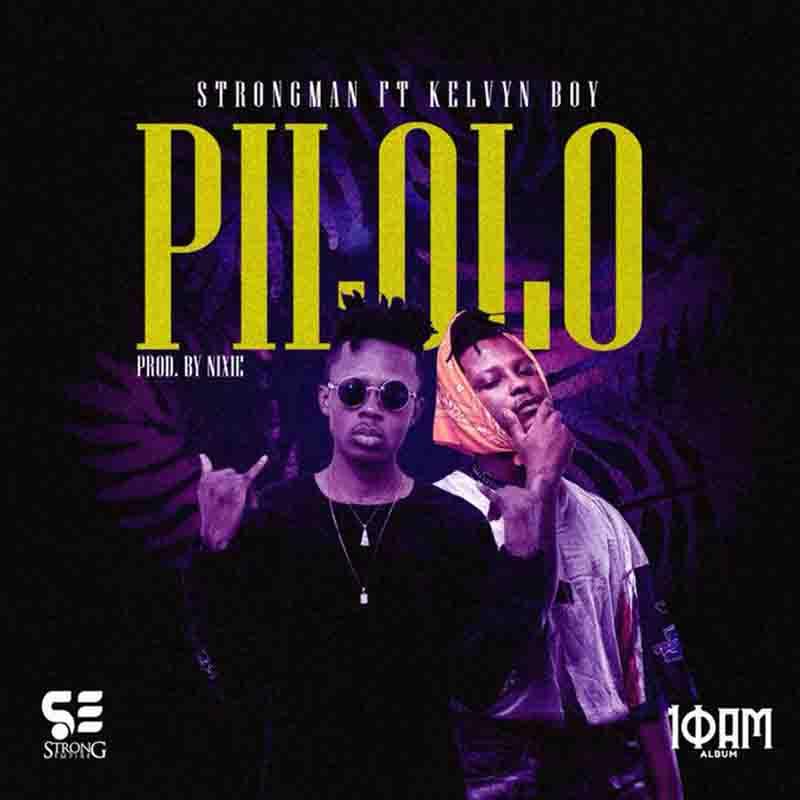 Strongman - Pilolo Instrumental ft kelvyn Boy (Prod by VIKI)