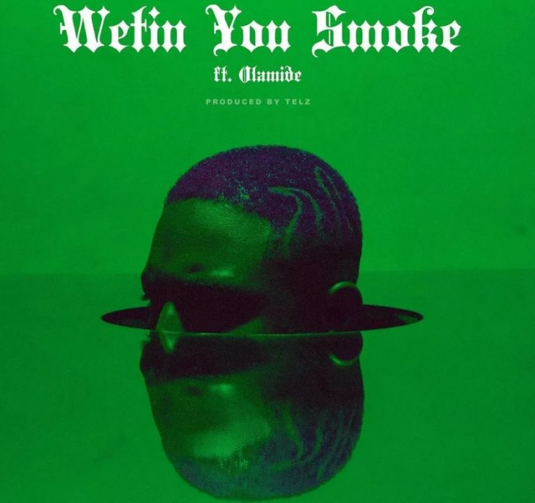 Prettyboydo – Wetin You Smoke Ft Olamide