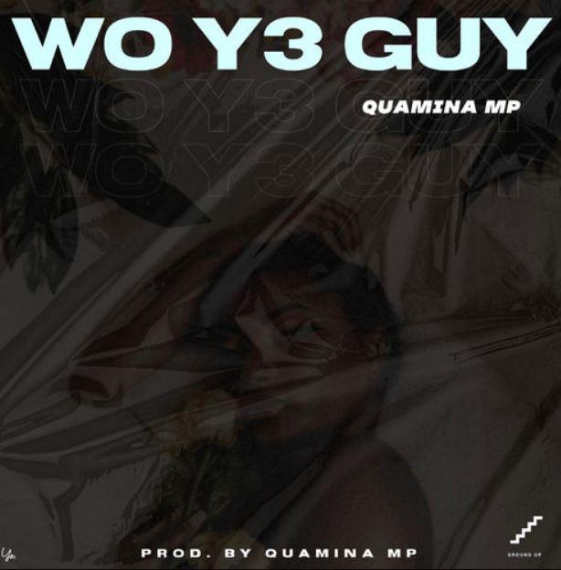 Quamina MP — Wo Y3 Guy (Prod. By Quamina MP)