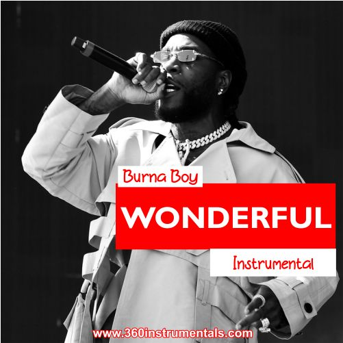Burna Boy – Wonderful Instrumental