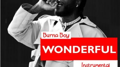 Photo of Burna Boy – Wonderful Instrumental