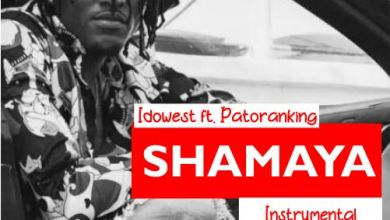 Photo of Idowest – Shamaya ft. Patoranking Instrumental Mp3 Download