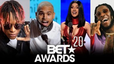 Photo of Full List Of BET 2020 Winners