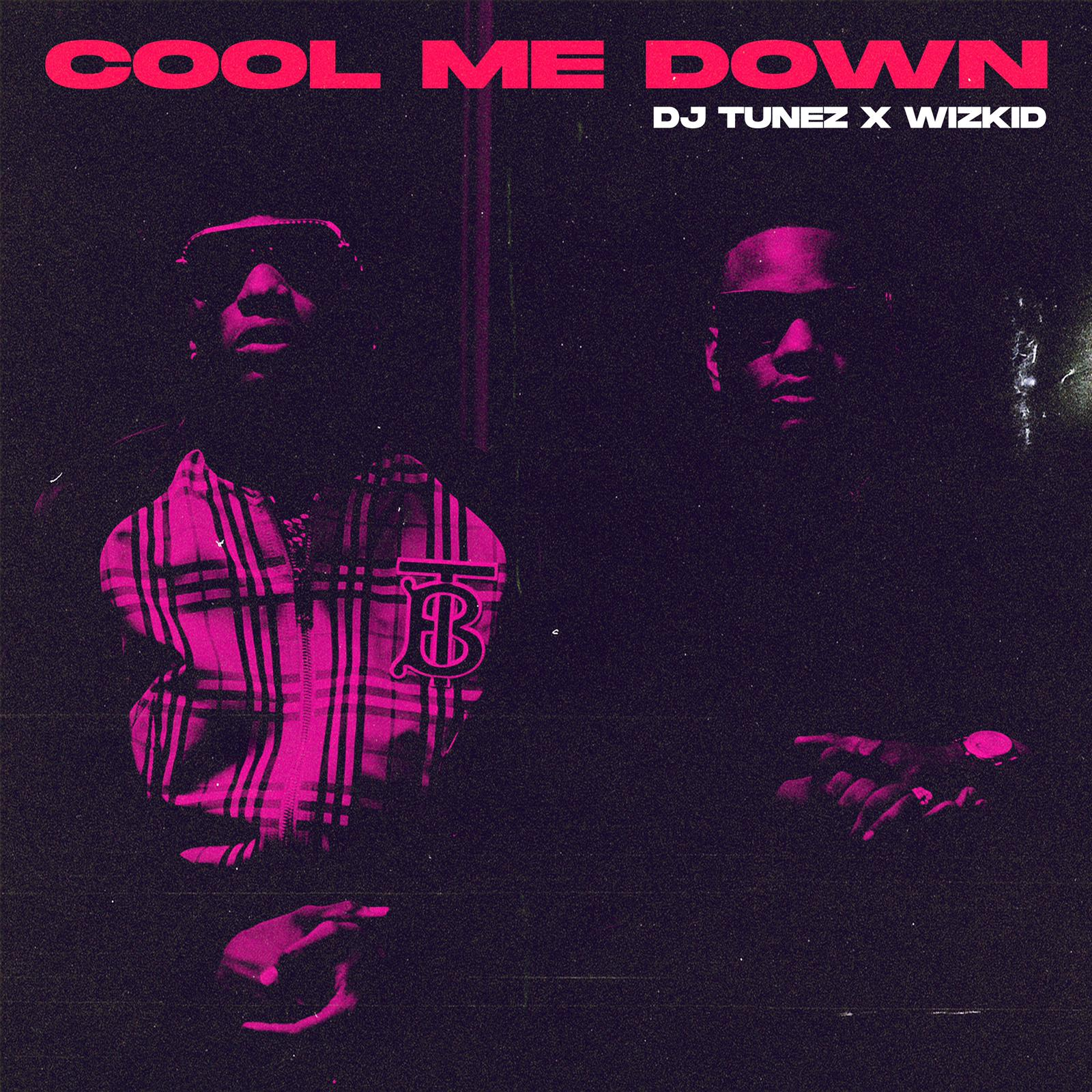 DJ Tunez ft. Wizkid – Cool Me Down Instrumental