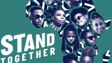 Photo of 2Baba x Yemi Alade x Teni x Ben Pol x Amanda Black x Stanley Enow x Gigi La Mayne x Betty G x Ahmed Soultan x Prodigio – Stand Together (Prod. By Cobhams Asuquo)