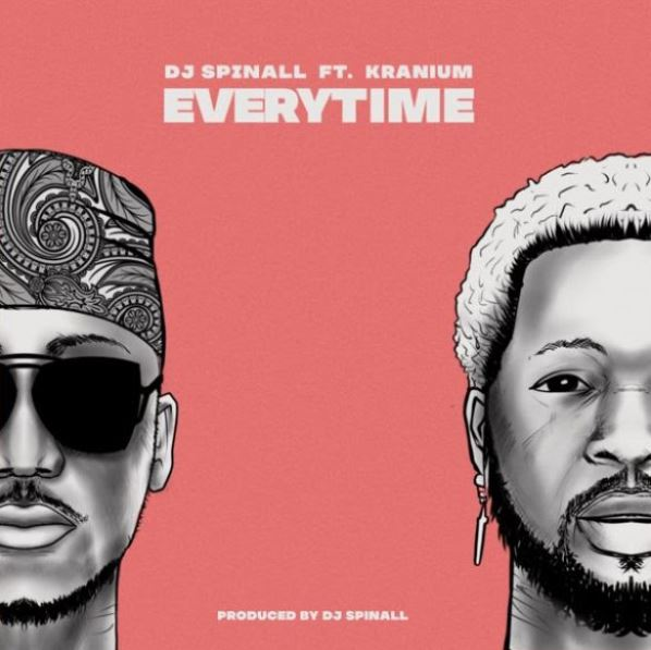 DJ Spinall – Everytime Ft Kranium