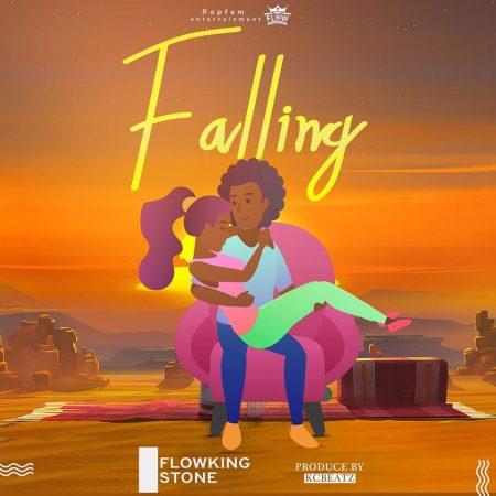 Flowking Stone – Falling (Prod. By KC Beatz)(www.ghbeatz.com)