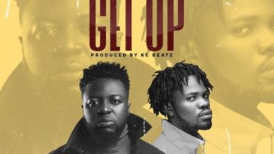 Photo of Guru – Get Up Ft. Fameye (Prod. By KC Beatz)