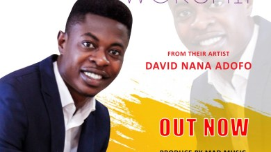 Photo of David Nana Adofo – ThanksGiving Worship