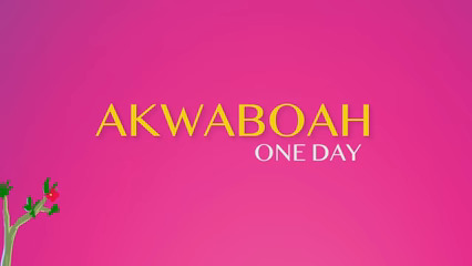 Akwaboah - One Day (Visualizer)