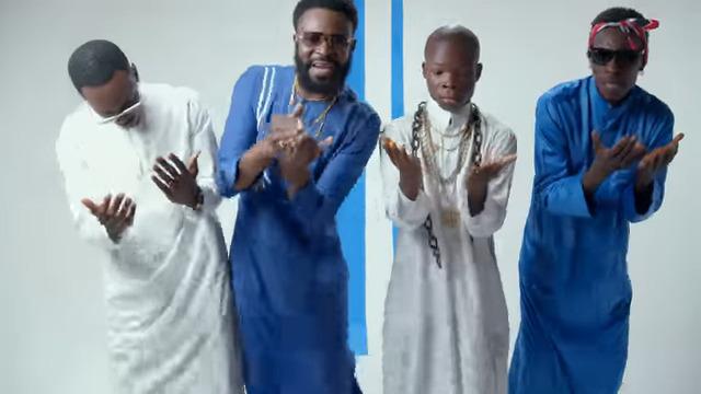 Ahkan – Blessings Ft. Ay Poyoo x Shatta Bundle x Ablekuma Nana Lace (Official Video)