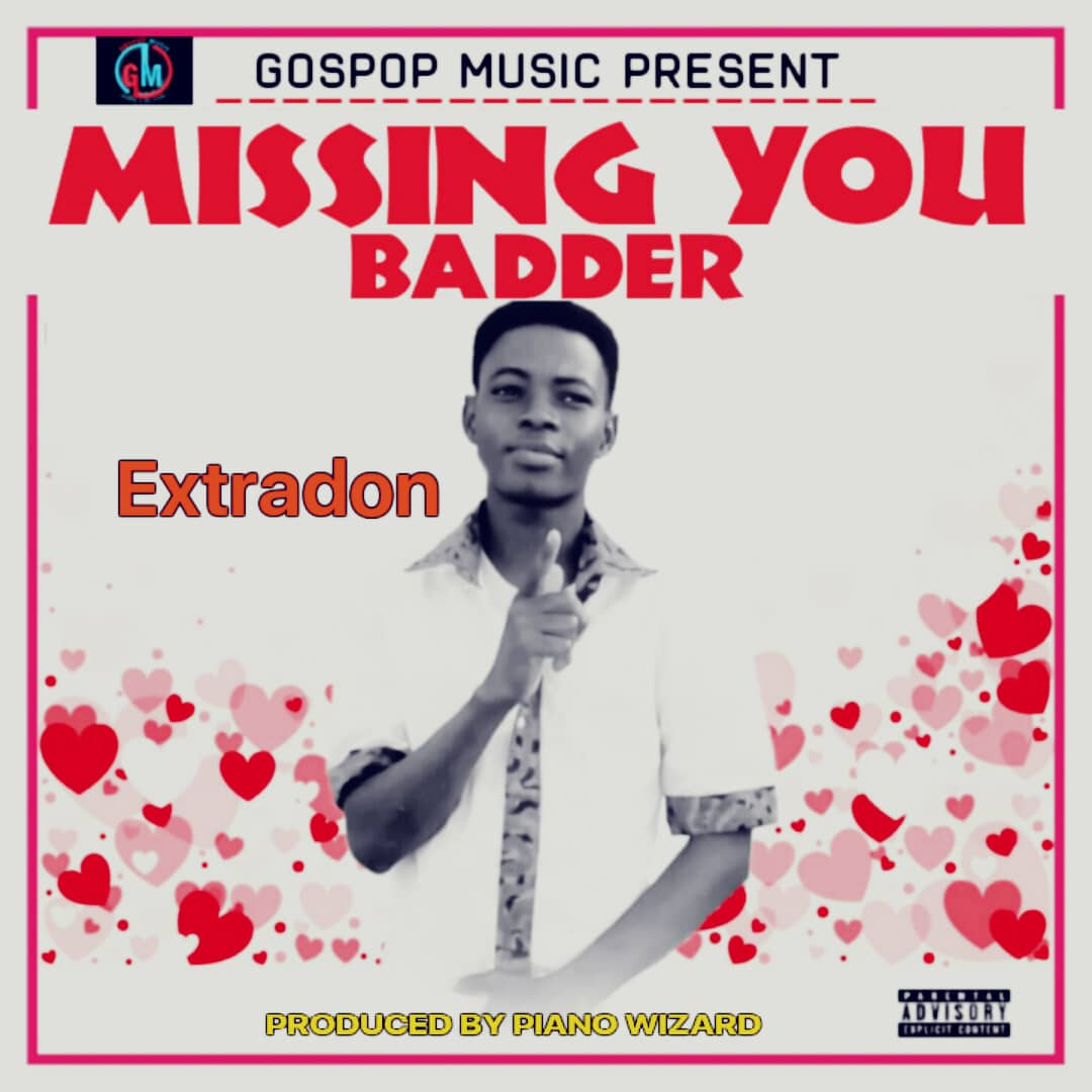 Extradon - Missing You Badder (Mixed by Piano Wizard)