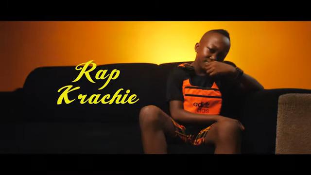 Rap krachie ft Strongman - Rap ( official video)