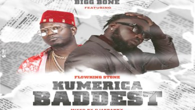 Photo of Bigg Bone – Kumerica Baddest ft Flowking Stone