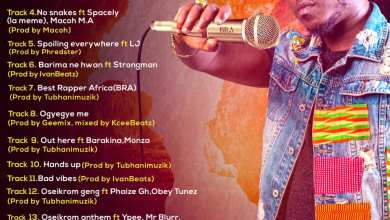 Photo of Flowking Stone – Spoiling Everywhere Ft. L J (Prod by Phredster)