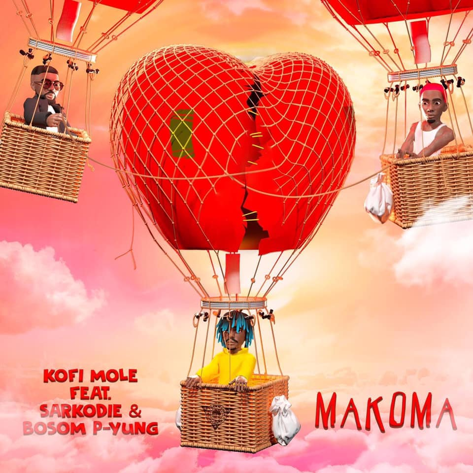 Kofi Mole – Makoma Instrumental ft. Sarkodie & Bosom P-Yung