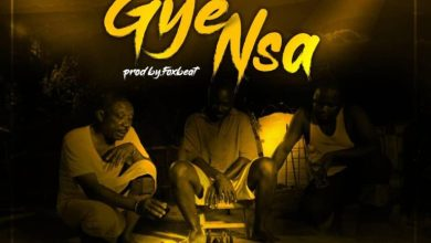 Photo of Shuga Kwame – Gye Nsa (Prod. by Fox Beatz)