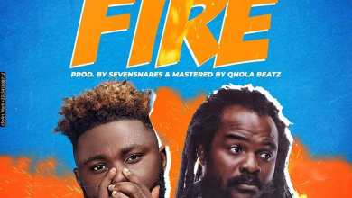 Photo of Tee Rhyme – Fire Ft. Ras Kuuku