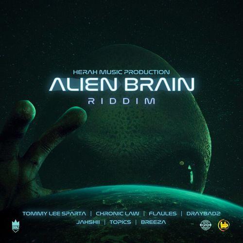 Tommy Lee Sparta - Enemy Missed (Alien Brain Riddim)