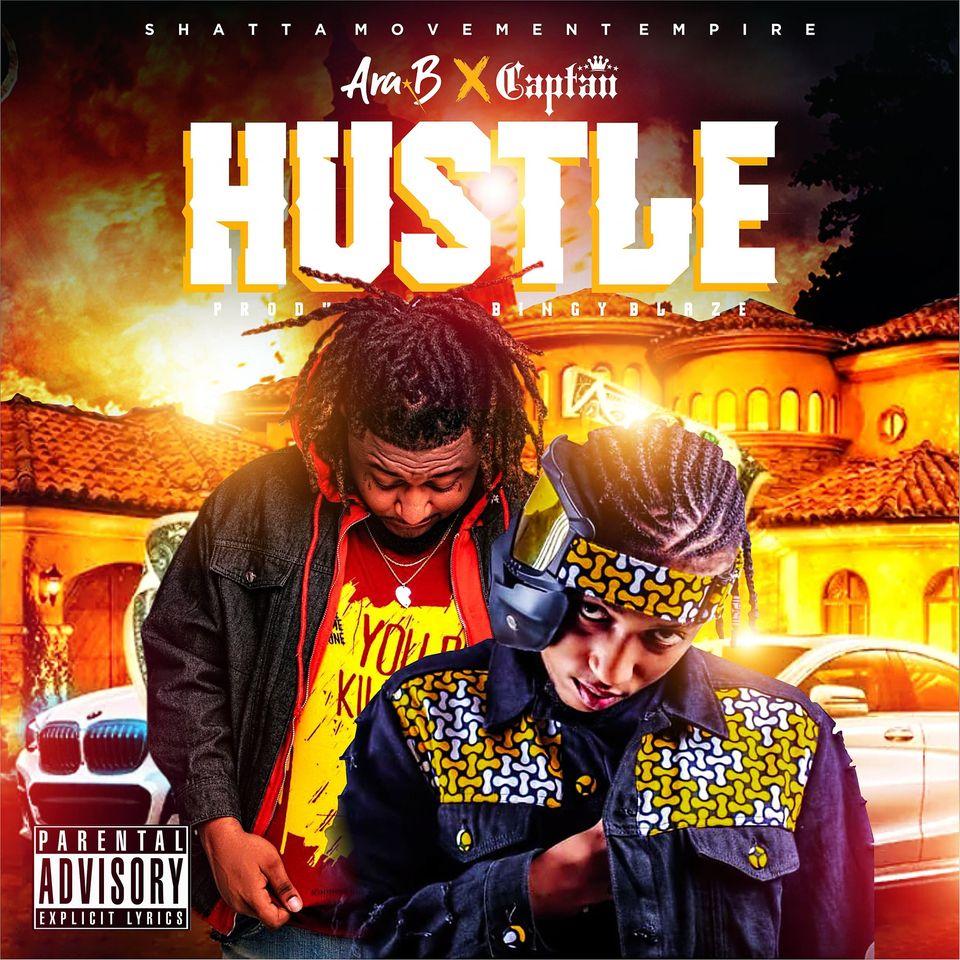 Ara-B x Captan - Hustle