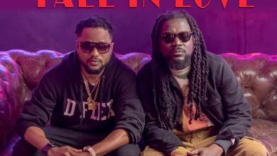 Photo of D Flex – Fall In Love Ft. Samini