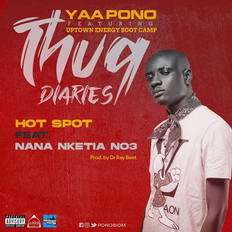 Yaa Pono – Hot Spot Ft Nana Nketia No3 (Prod. by Dr Ray Beat)