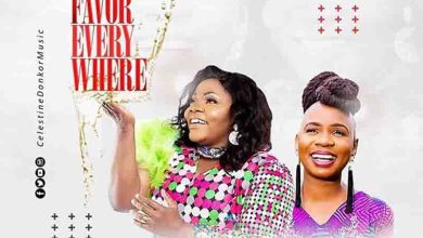 Photo of Celestina Donkor – Favour Everywhere Ft. Evelyn Wanjiru (Kenya)