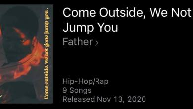 Photo of Father – Come Outside, We Not Gone Jump You  (Album)