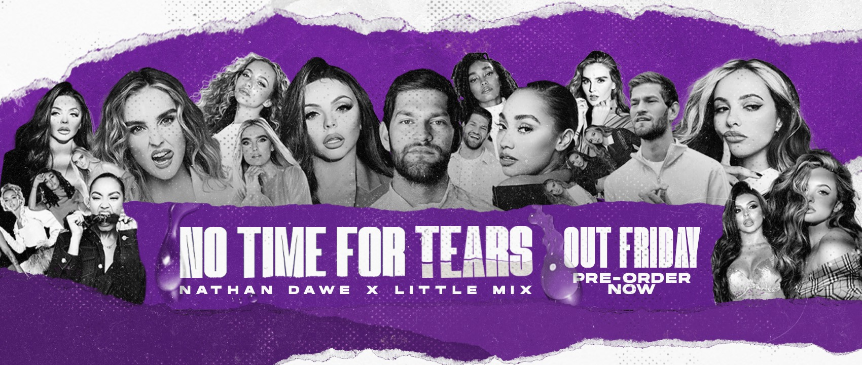 No Time For Tears by Nathan Dawe & Little Mix (Mp3 Download) [Zippyshare + 320kbps]