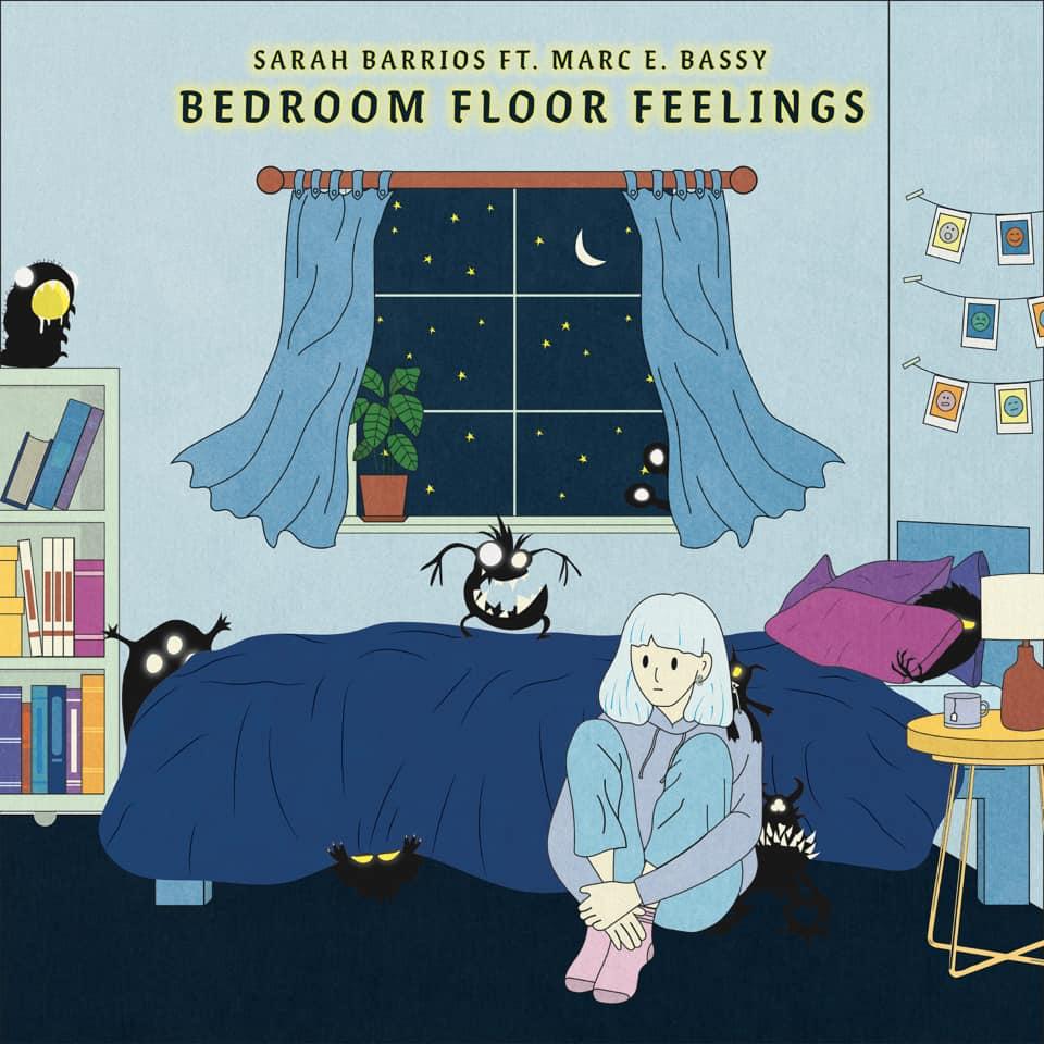Sarah Barrios – Bedroom Floor Feelings ft. Marc E. Bassy