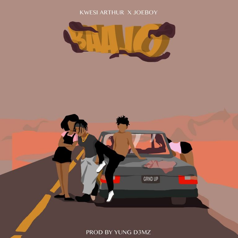 Kwesi Arthur - Baajo Ft Joeboy (Prod. by Yung D3mz)